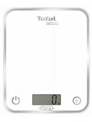Кухонные весы Optiss BC5000 Tefal. Цвет: белый