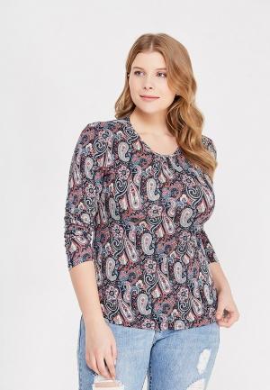 Блуза S&A Style. Цвет: разноцветный