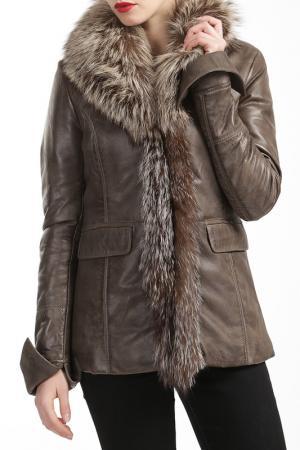 Куртка Otto Kern. Цвет: серый