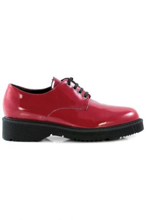 Ботинки FORMENTINI. Цвет: красный