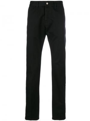 Брюки-чинос стандартного кроя 55 Edwin. Цвет: чёрный