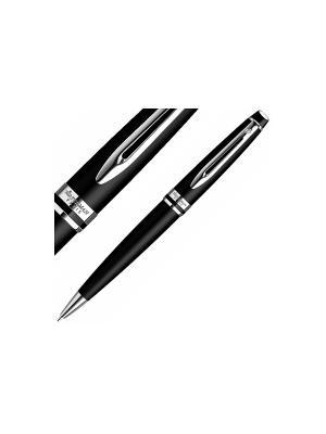 Ручка шариковая EXPERT Matte Black CT Waterman. Цвет: черный