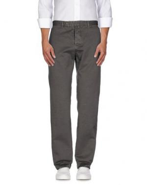 Повседневные брюки ALAIN FRACASSÍ. Цвет: свинцово-серый