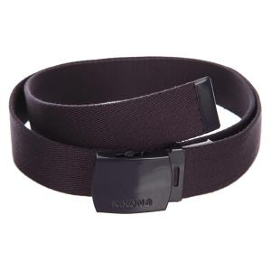 Ремень  Basis Belt Deep Purple Nixon. Цвет: фиолетовый