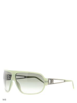 Солнцезащитные очки JR 583 03 JOHN RICHMOND. Цвет: зеленый