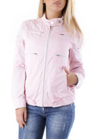 Ветровка HUSKY. Цвет: розовый