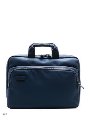 Портфель MANDARINA DUCK. Цвет: синий