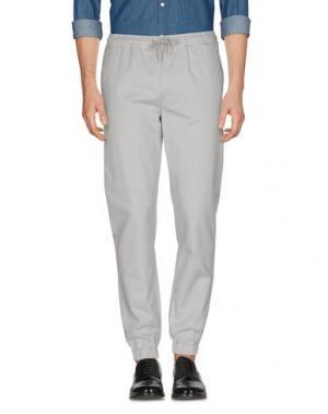Повседневные брюки ONTOUR. Цвет: серый