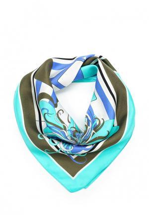 Платок Venera. Цвет: бирюзовый