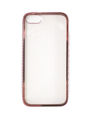 Чехол на iphone 5 JD.ZARZIS. Цвет: розовый