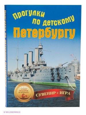 Прогулки по детскому Петербургу (29 карточек) 7+ ПИТЕР. Цвет: белый