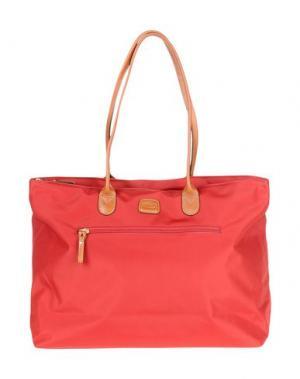 Деловые сумки BRIC'S. Цвет: красный