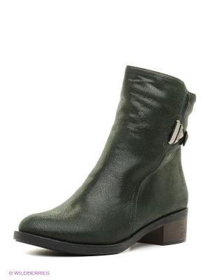 Ботинки Winzor. Цвет: зеленый