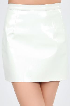 Юбка Christina Dea. Цвет: белый