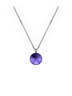 Ожерелье NAVELL. Цвет: фиолетовый