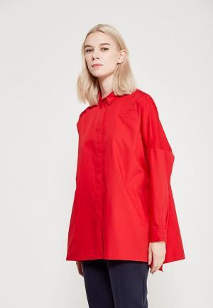 Блуза Parole by Victoria Andreyanova. Цвет: красный