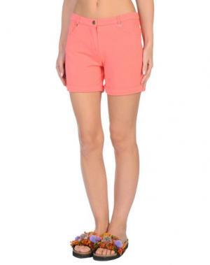 Пляжные брюки и шорты TWIN-SET Simona Barbieri. Цвет: коралловый