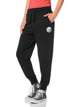 Тренировочные брюки OCEAN Sportswear. Цвет: черный