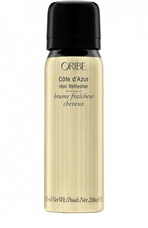 Освежающий спрей для волос Cote dAzur Oribe. Цвет: бесцветный