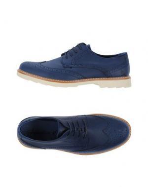 Обувь на шнурках AUSTRALIAN. Цвет: синий