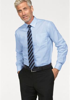 Однотонная рубашка STUDIO COLETTI. Цвет: белый, бордовый, голубой, серый, синий, темно-серый