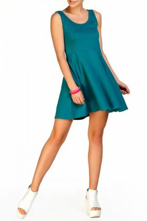 Платье Rocawear. Цвет: голубой