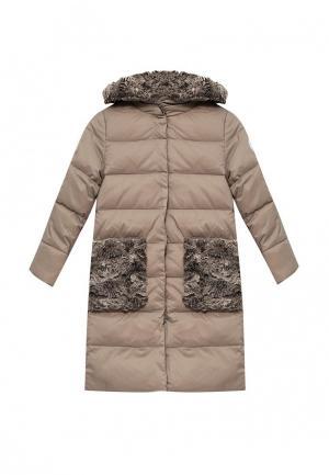 Куртка утепленная Baon. Цвет: фиолетовый
