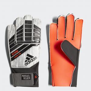 Вратарские перчатки Predator Young Pro Manuel Neuer  Performance adidas. Цвет: красный