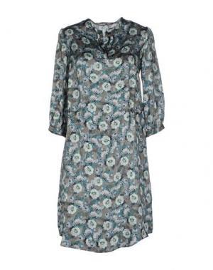 Короткое платье ROSAMUNDA. Цвет: зеленый