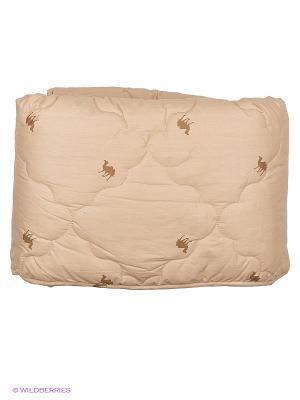 Одеяло стеганое 1,5сп. (205*140)  Верблюд BegAl. Цвет: светло-коричневый