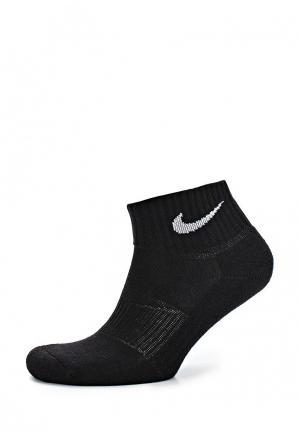 Комплект носков 3 пары Nike. Цвет: черный