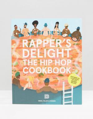 Books Книга Rapper Delights Cook Book. Цвет: мульти