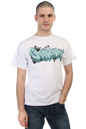 Футболка  Сникерконр White Anteater. Цвет: белый
