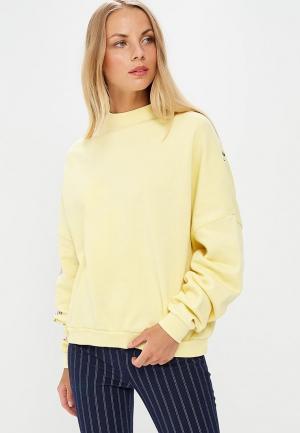 Свитшот Pepe Jeans. Цвет: желтый