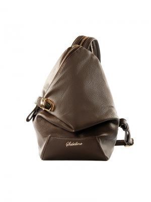 Рюкзак Sabellino. Цвет: коричневый