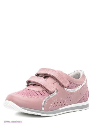 Туфли Flamingo. Цвет: розовый