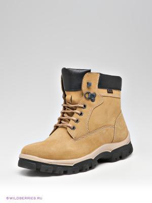 Спортивные ботинки Ralf Ringer. Цвет: бежевый