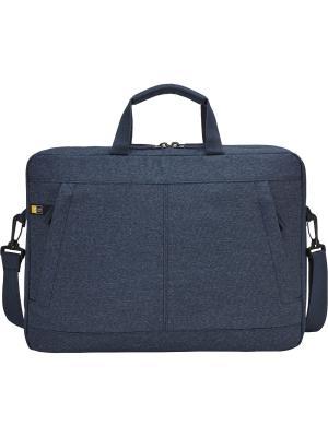 Сумка Case Logic Huxton для ноутбука 15,6. Цвет: темно-синий