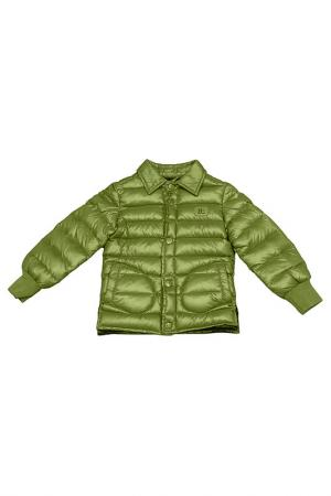 Куртка Silvian Heach. Цвет: зеленый