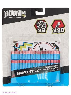 Набор дополнительных аксессуаров для игры BOOMco. Цвет: черный, синий