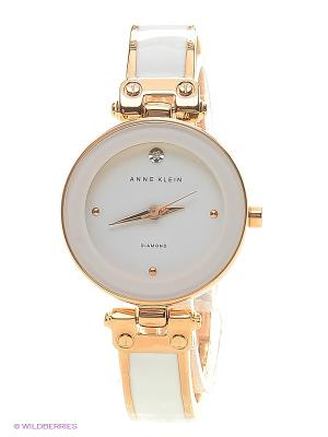 Часы ANNE KLEIN. Цвет: белый