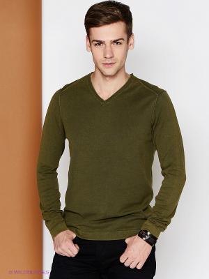 Пуловер PEPE JEANS LONDON. Цвет: хаки