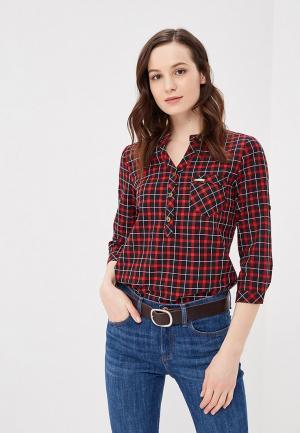 Рубашка Fresh Cotton. Цвет: красный