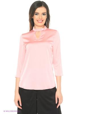 Блузка INDIGIRA. Цвет: розовый