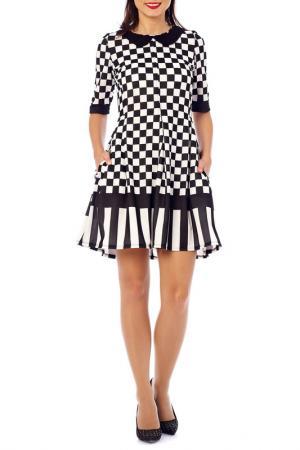 Платье 4 Lilou. Цвет: белый
