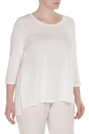 Рубашка-блузка Krizia. Цвет: молочный