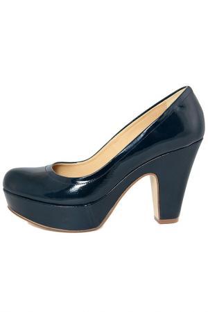 Shoes GIANNI GREGORI. Цвет: navy