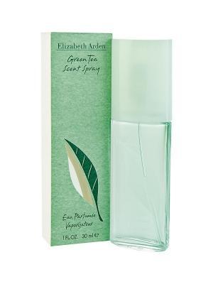 Green Tea ELIZABETH ARDEN. Цвет: бирюзовый