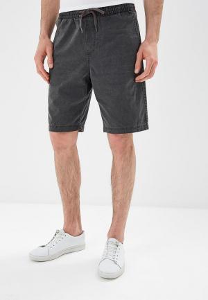 Шорты джинсовые H:Connect. Цвет: серый