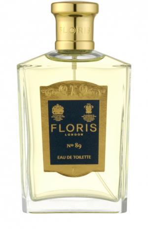 Туалетная вода No 89 Floris. Цвет: бесцветный